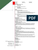 Jobswire.com Resume of MandyPitre
