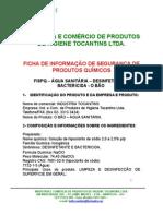 FISPQ - O BÃO