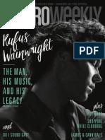 Metro Weekly - 07-23-15 - Rufus Wainwright