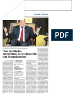clipping de prensa - I Conferencia de la Industria