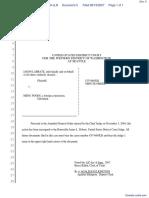 Labbate v. Menu Foods - Document No. 5