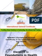 IGC1 Module1 Foundations in H&S Rev1