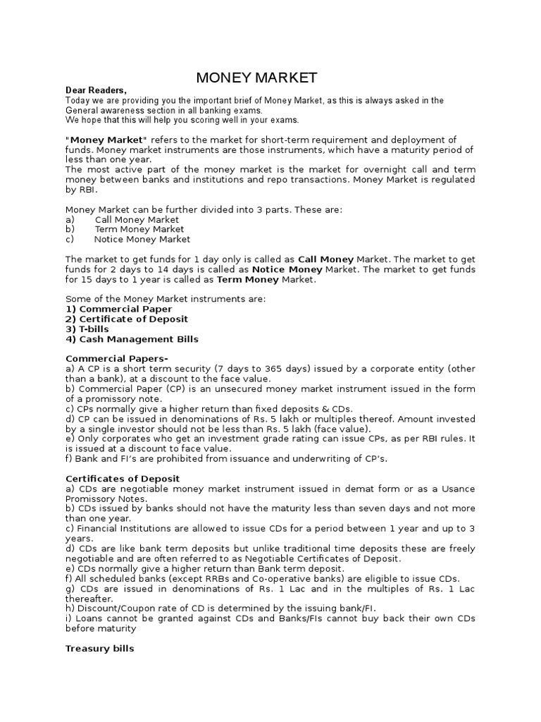 Money market money market certificate of deposit xflitez Gallery