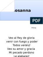 Hosanna Hillson