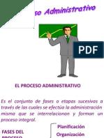 El Proceso Admiistrativo-Planificacion