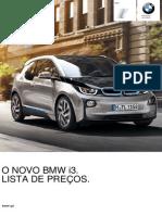 BMW i3 Precos e Configuracoes
