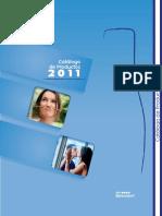 Catalogo BDF 2011