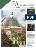 ICCFA Magazine August September 2015