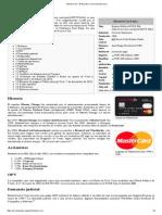 MasterCard - TYE