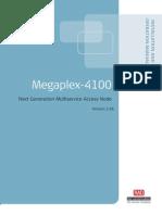 Megaplex-4100  Manual Sheet New.pdf