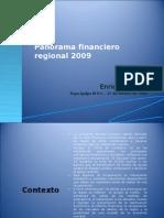 Banking in Central America 2009. V. in Spanish