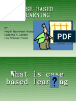 Case Based Learning Report Philo