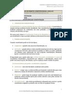 MINICURSO DE DIREITO CONSTITUCIONAL - Aula 01 (GRÁTIS)