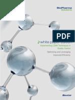 Qc Lean Lab Whitepaper