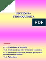 Lección 9 -Termoquímica.pdf