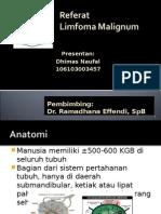 Referat Limfoma - Dhimas