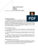 Consideraciones particulares sobre el estudio de las Patologías en Obras Civiles