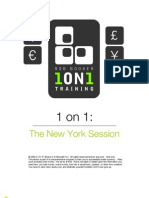 The NY Session