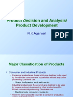 OM Lect 02(R1-Sept11) Product Decision and Analysis MMS Bharti Sies