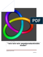 win-win-win papakonstantinidis model:A proposal on welfare economics