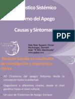 Trastorno de Apego Chile Diagnosis First Day 09.45!1!2