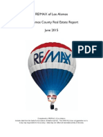 REMAX Market Report June 2015
