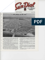 Sun Dial newsletter Jan 1964