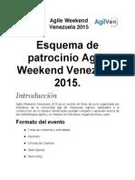 Esquema Patrocinio AWVE2015 2