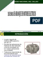 Sistemas de Arranque de Motores Electricos