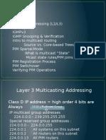 Multicast Basics Part 1