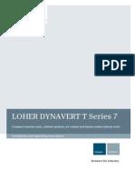 4BS0715-002-En Loher Dynavert T Series 7