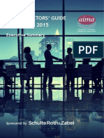 Aima Fund Directors Guideaima_fund_directors_guide_2015_-_executive_summary 2015 - Executive Summary