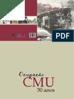 Catálogo Ocupação CMU 30 Anos