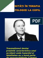 Curs Pedodontie Pentru Rezidenti Endodontie 1 Conf Dr. Adriana Balan