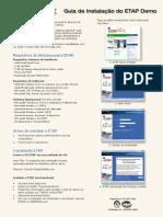ETAP 12 6 Demo Install Guide 2014 POR