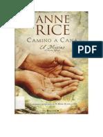 Anne Rice - El Mesias 02 Camino a Caná