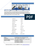 Inconel alloy X750