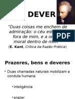 2.2- O DEVER