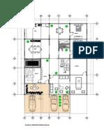 planta arquitectonica de stefy
