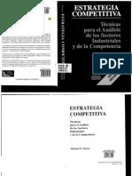 Estrategia Competitiva - Michael E. Porter