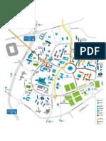 Plan université Lille 1