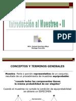 geoestadistica Introduccion al Muestreo II