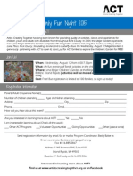 2015 FMG Family Fun Night Registration