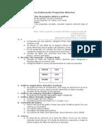 Criterios Elaboración Preguntas Abiertas