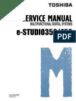 E-Studio 350-450 Parts & Service