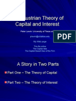 The Austrian Theory of Capital and Interest.ppt