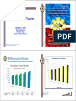 Trends in Philippine Taxation