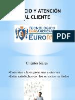 Material Servicio Al Cliente