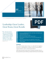 Leadership Corporate