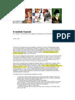 O Modelo Francês de Fomento - Luciano Trigo